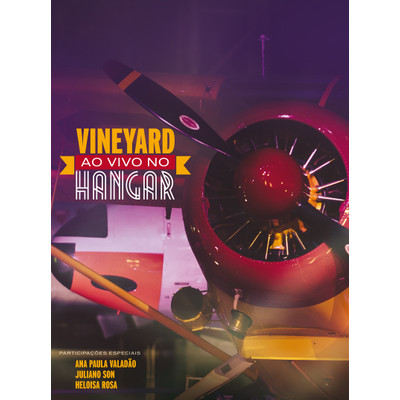 DVD Vineyard Ao vivo no Hangar - Vineyard Brasil