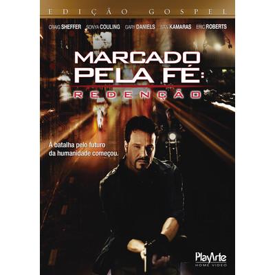 DVD Marcado pela Fé: Redenção (Filme)