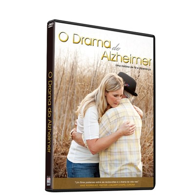 DVD O Drama do Alzheimer - Filme