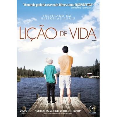 DVD Lição de Vida - Filme