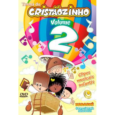 DVD Volume 2 (com Karaokê) - Turma do Cristãozinho