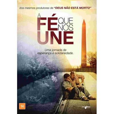 DVD A Fé Que Nos Une - Filme