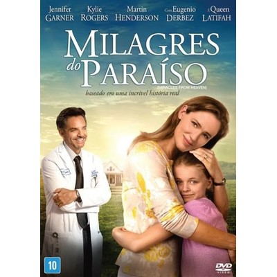 DVD Milagres Do Paraíso - Filme