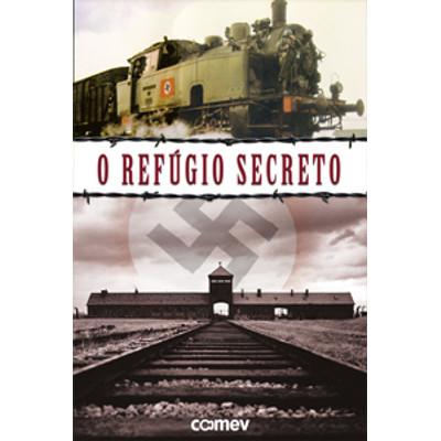 DVD Filme O Refúgio Secreto