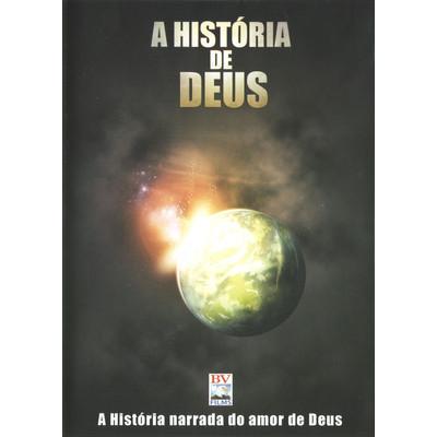DVD A História de Deus - Filme
