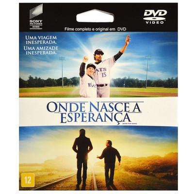 DVD Onde Nasce a Esperança - Filme epack