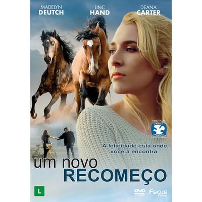 DVD Um Novo Recomeço