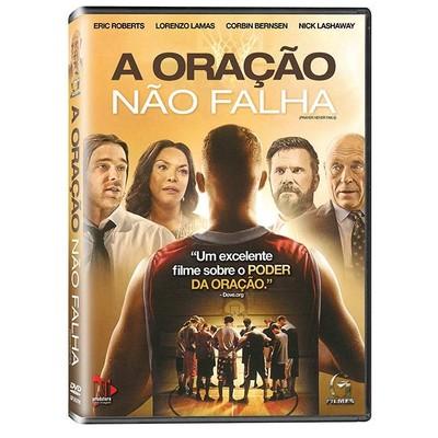 DVD A Oração Não Falha - Filme