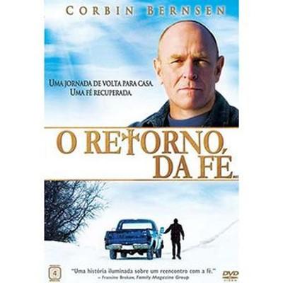 DVD O Retorno da Fé (Filme)