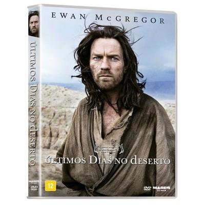 DVD Últimos Dias no Deserto - Filme