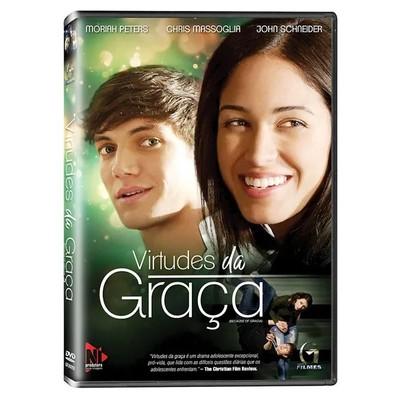 DVD Virtudes da Graça - Filme