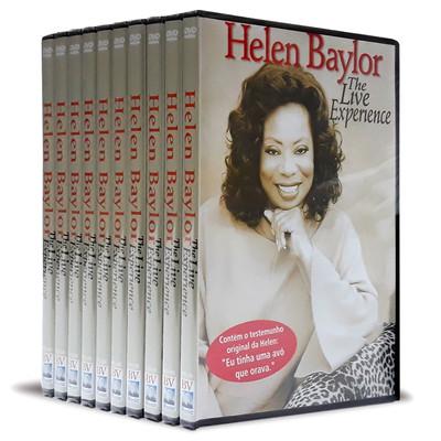Combo 10 Dvds Helen Baylor - Helen Baylor
