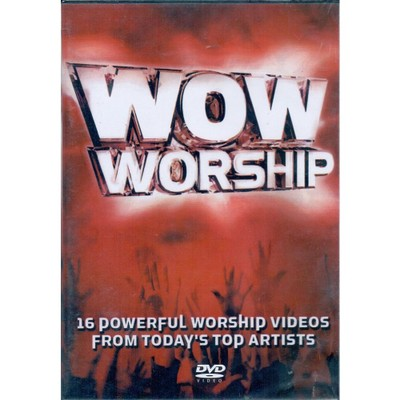 DVD Wow Worship