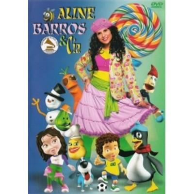 DVD Aline Barros e Cia - Aline Barros Infantil