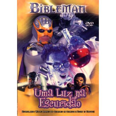DVD Uma Luz na Escuridão - Bibleman