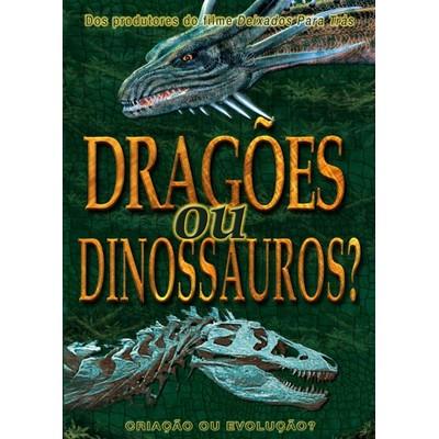 DVD Dragões ou Dinossauros? - Documentário