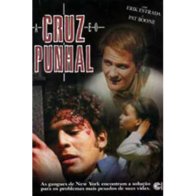 DVD A Cruz e o Punhal - Filme