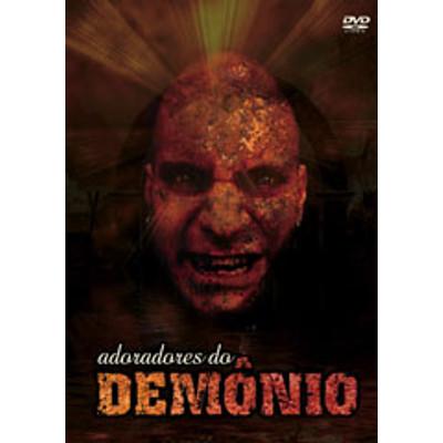 DVD Adoradores do Demônio - Documentário