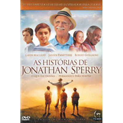 DVD As Histórias de Jonathan Sperry - Filme