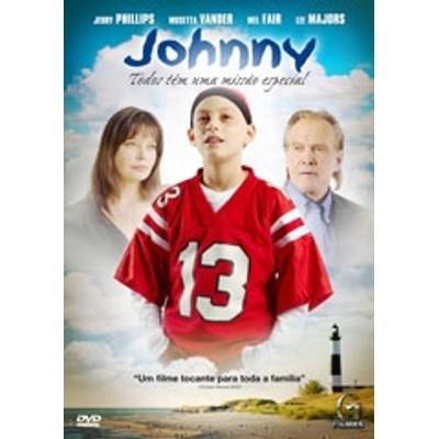 DVD Johnny - Todos têm uma missão especial - Filme