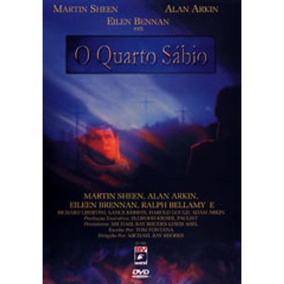 DVD O Quarto Sábio - Filme