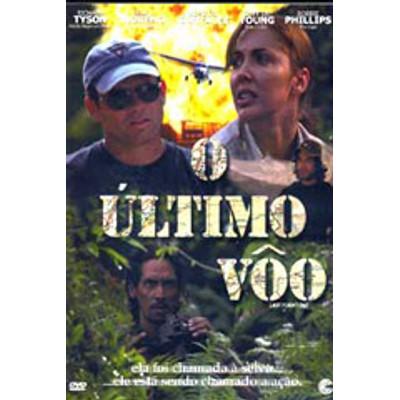 DVD Filme O Último Vôo