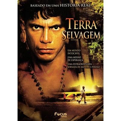 DVD Filme Terra Selvagem