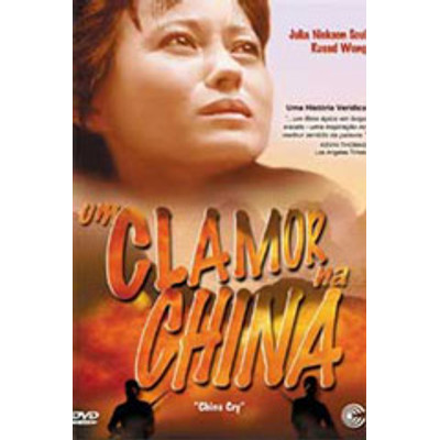 DVD Filme Um Clamor na China