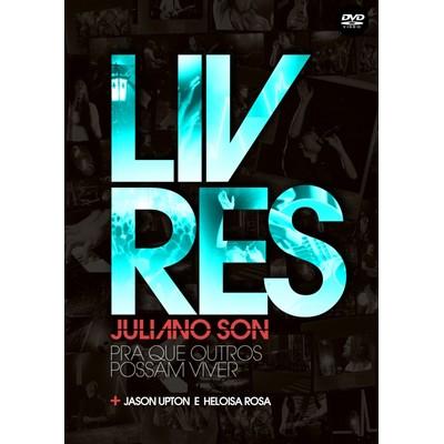 DVD Pra Que Outros Possam Viver - Livres para Adorar