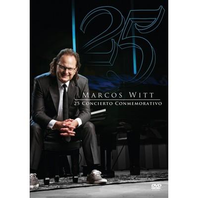 DVD 25 Concierto Conmemorativo - Marcos Witt