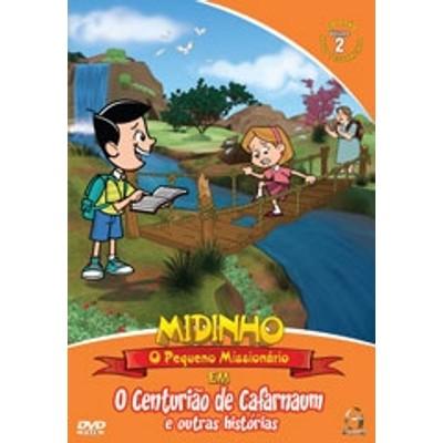 DVD Novo Testamento - Vol. 2 - O Centurião de Cafarnaum - Midinho