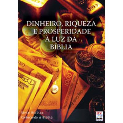 DVD Dinheiro, Riqueza e Prosperidade à Luz da Bíblia - William Douglas