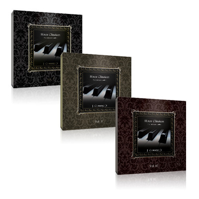 Kit Combo Hinos Clássicos - 3 CDs - J. Camargo Jr