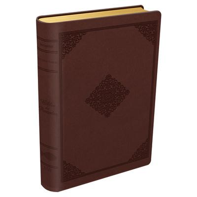 Bíblia do Pescador NVI (Marrom)