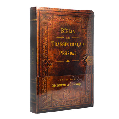 Bíblia de transformação pessoal (Soft Marrom) - Brennan Manning