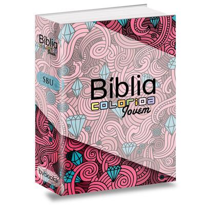 Bíblia Colorida Jovem (Feminina)