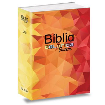 Bíblia Colorida Jovem (Mosaico)