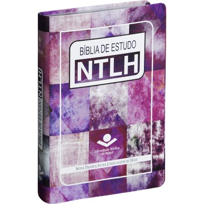 Bíblia de Estudo NTLH (Color)