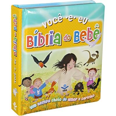 Você e Eu - Bíblia do Bebê
