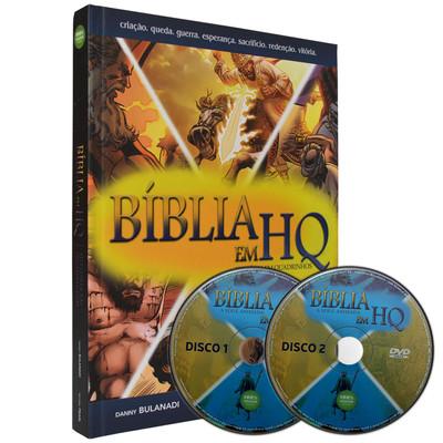 Bíblia em HQ - História em Quadrinhos
