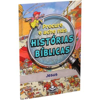 Procure e Ache Nas Histórias Bíblicas - Jesus