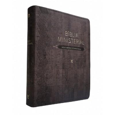 Bíblia Ministerial - NVI (Marrom)