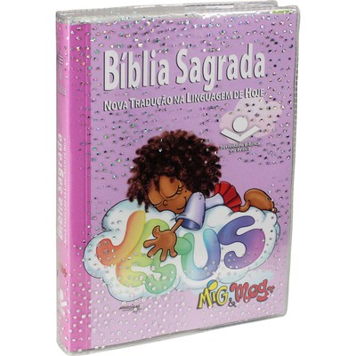 Bíblia Mig e Meg (Menina)