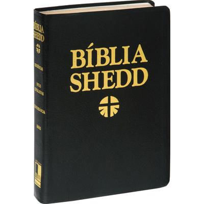 Bíblia Shedd (Preta)
