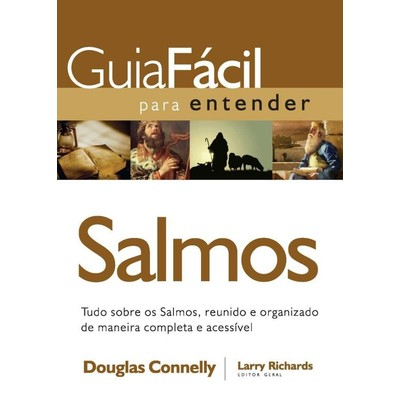 Guia Fácil Para Entender Salmos - Douglas Connelly  & Larry Richards