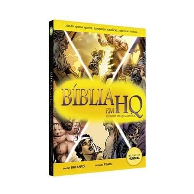 Bíblia em HQ (Brochura)