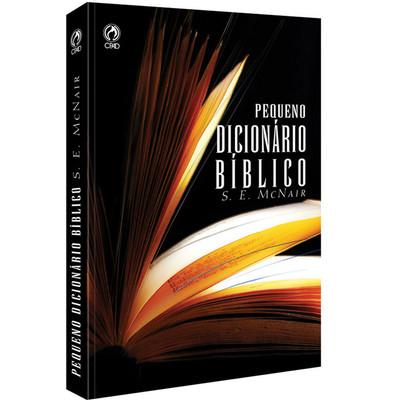 Pequeno Dicionário Bíblico - S.E McNair