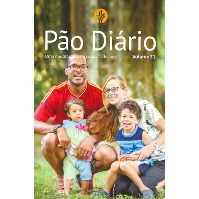 Pão Diário 2018 Vol. 21 - Capa Família