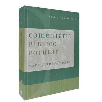 Comentário Bíblico Popular - Antigo Testamento - William MacDonald