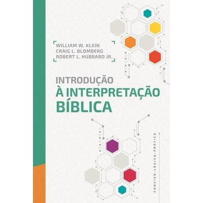 Introdução à Interpretação Bíblica - William W. Klein